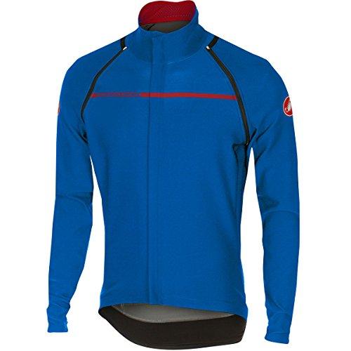 Castelli Perfetto Convertible Jacket - Men's Surf Blue, L