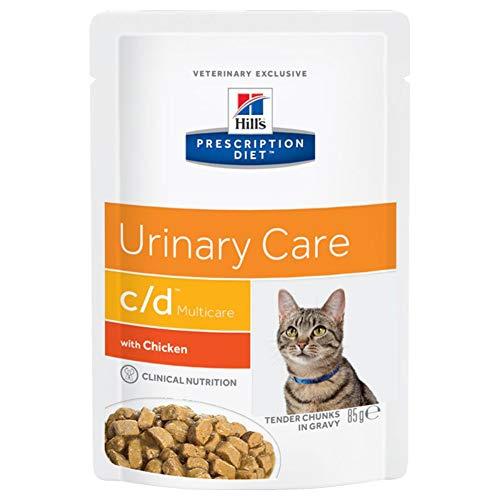 Hills Prescription Diet Katzen-Harnpflege, 24 x 85 g