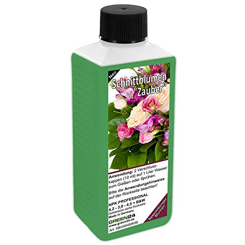 Schnittblumen-Dünger Schnittblumen-Frisch, Profi Blumenfrisch Premium