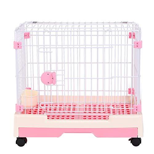 Recinzione per animali da compagnia gabbia per cani recinzione per cani per cani da lavoro pieghevole pieghevole per cani coniglio per animali da compagnia gabbia per gatti recinzione di animali per a
