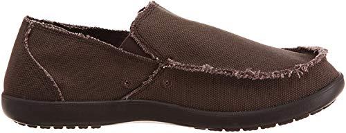 Crocs Men's Santa Cruz Loafer | Comfortable Casual Slip on Shoes