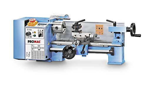 Promac BD-7-M Metalldrehbank, 230V, 0.37kW, 90 mm x 300 mm