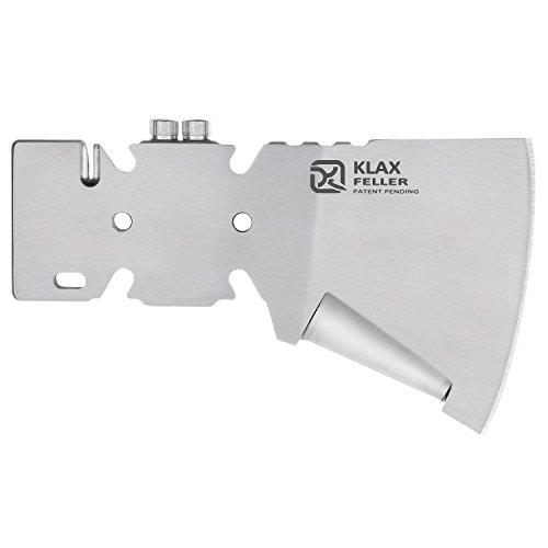 Klecker Knives KLAX - Feller Head Stainless Steel Ax Blade, Steel