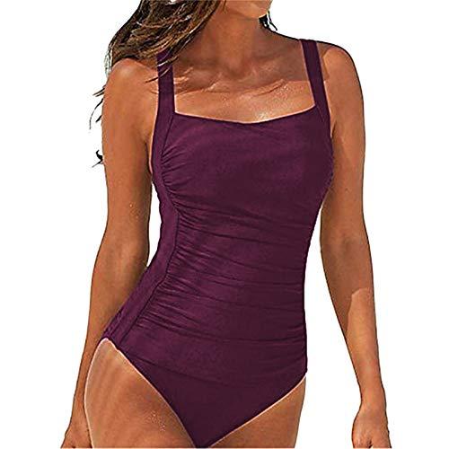 SEDEX Baddräkt för kvinnor en del baddräkt Monokini tröja tank badkläder damer vintage magkontroll baddräkt baddräkter för kvinnor