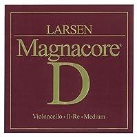 LARSEN MAGNACORE Cuerda 2ェ D (RE) Violoncello Medium 4/4