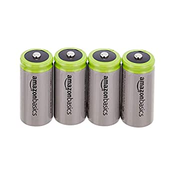 c cell batteries rechargeable