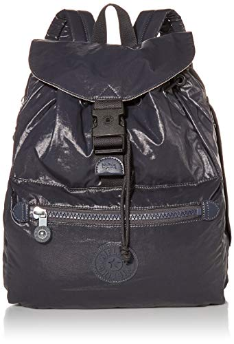 Kipling Keeper Medium Backpack, Slate Laquer