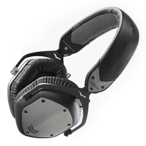 V-MODA Crossfade LP Over-the-Ear Headphones (Gunmetal Black)
