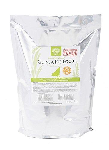 Small Pet Select Guinea Pig Food Pellets, 10-Pound