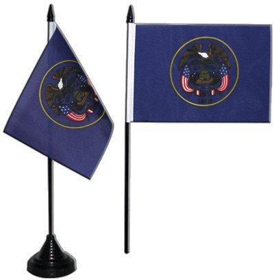 Digni® Drapeau de Table USA US Utah, Mini Drapeau - 10 x 15 cm