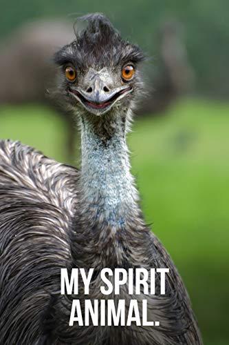My Spirit Animal: Happy Emu Journal