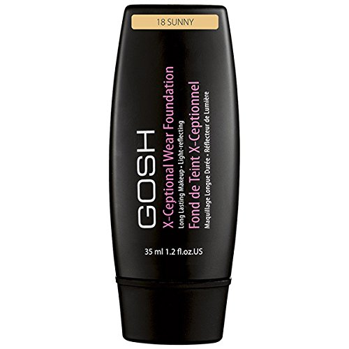Gosh X-Ceptional Wear Make Up Sunny 18
