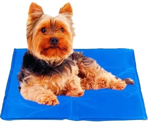 Tapete Refrescante Gelado Para Cachorro Gato Cão 40cm X 50cm