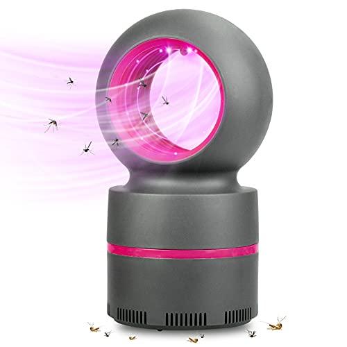 KATELUO Elektrischer Insektenvernichte,insektenvernichter,Anti Moskito Lampe,Insektenfalle Lampe,Moskito-Mörder-Lampe,USB-angetriebene,Keine Strahlung,Stummschaltung,Geeignet für den Innenbereich