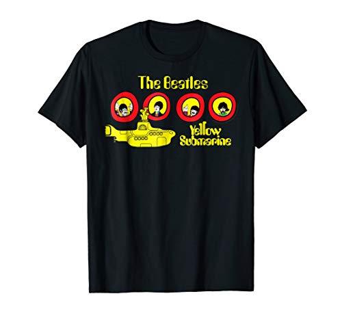 披头士黄潜艇T恤