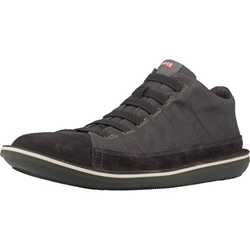 CAMPER Herren Beetle Low-Top Sneakers, Grau (Dark Gray), 40 EU