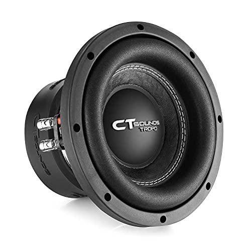 CT Sounds TROPO-8-D2 Car Subwoofer