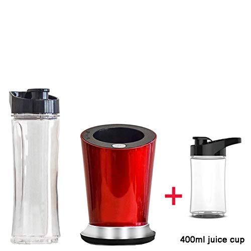 Why Should You Buy 300W Portable Personal Mini Blender Food Processor Milkshakes Mixer Juicer 600Ml ...