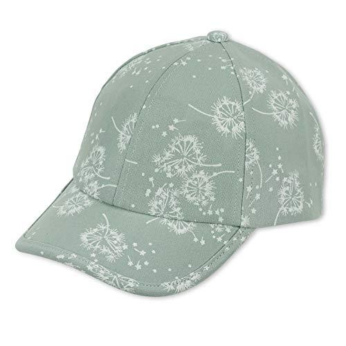 Sterntaler Baby-Mädchen Baseball-Cap 1422103 Baseballkappe, Türkis, 53