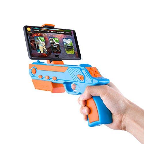 Ulinek AR Pistola APPs Game Gun Controlador Bluetooth