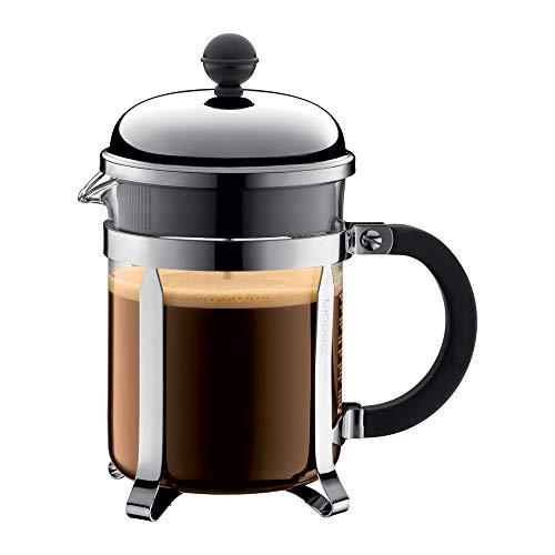 - cafetière chambord 4 tasses 0.5 litre en inox