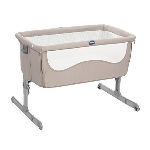 Chicco Co-Sleeping Next 2 Me Culla, Marrone