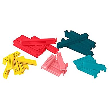 Ikea Bevara Bag Sealing Clips 30 Pack