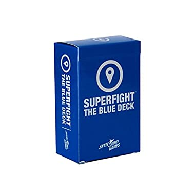 Superfight: The Blue Deck