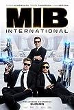 Men IN Black INTERNATIONAL – U.S Movie Wall Poster Print