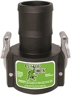 Green Leaf GLP 200 C NL Series Polypropylene Gator Lock Cam Lever Coupling, Non-Locking, 2