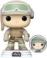Funko Pop! Star Wars: Hoth Luke Skywalker with Pin, Amazon Exclusive