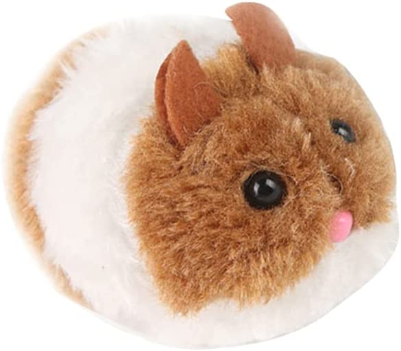 New Shipping Free Shipping POPETPOP Cat Mouse Toy store Plush Rat Chain Kitte Pulling Shake Shock