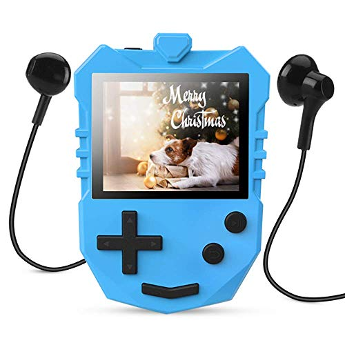 AGPTEK MP3 Player Kinder, 8GB Autodesign Video Player 1,8