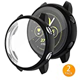 Tensea Compatible with Galaxy Watch Active Case, Soft TPU Bumper...