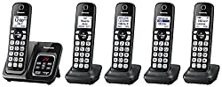 10 Best Panasonic 6 Handset Cordless Phones