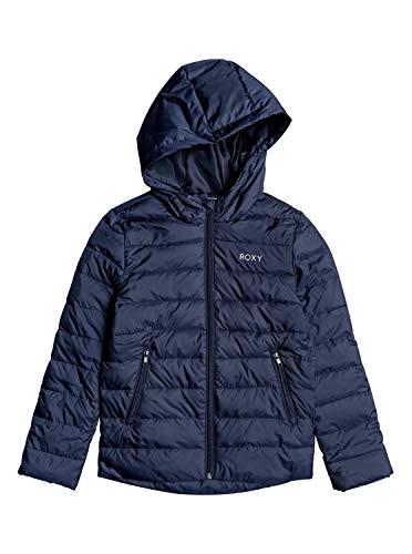 Roxy Night Voyage - Hooded Puffer Jacket for Girls 4-16 - Mädchen 4-16