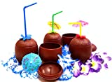 Coconut Cups, Tiki Bar Coconut Cups, by...