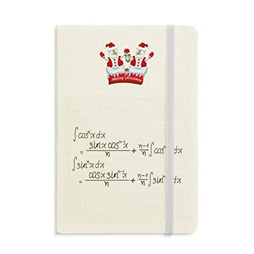 Math Kowledge Cosine - Cuaderno de notas (tapa dura), diseñ