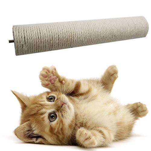 Abcidubxc - Tronco di ricambio per tiragraffi fai da te per gatti e gattini
