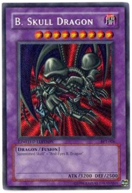 YuGiOh   B. Skull Dragon (BPT006)  20022003 Collectors Tins  Limited Ed...