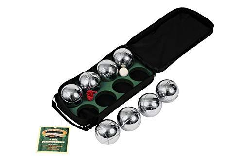 Traditional Garden Games  5060028380107 – Boules per Giochi (Giardino),  8 pezzi