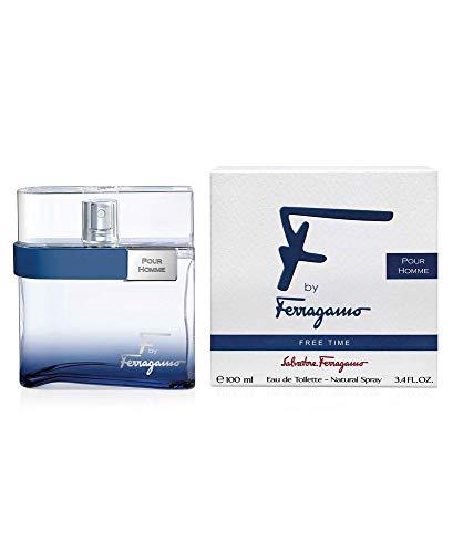 Salvatore Ferragamo F Free Time Eau De Toilette Spray