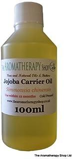 Puro Orgánico Aceite Jojoba 100ml / Prensado en Frío