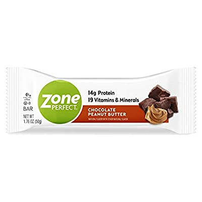 Zone Perfect Protein Bars