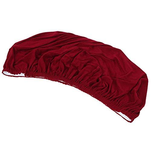 Coprisedili per divani Fodera Elastica per mobili(Wine Red, Two-Seater)