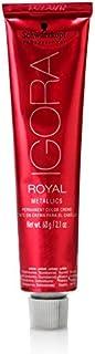 Schwarzkopf Professional Igora Royal Color Creme Tube, 8-29, Light Blonde Ash Violet, 2.1 Ounce
