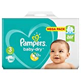 Pampers 81657793 Baby-Dry Pants windeln, weiß