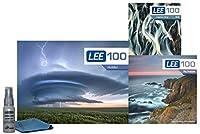 LEE Filters LEE100 77mm ビッグストッパーキット - LEE100ホルダー 100mm ビッグストッパー 77mm 広角リング