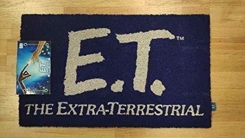 Felpudo del Logo E.T.