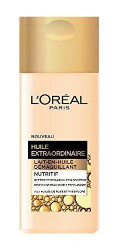 L'Oréal Paris Huile Extraordinaire Lait en Huile...